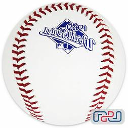 1989 World Series Official MLB Rawlings Baseball Oakland Ath