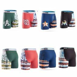 Stance Basilone MLB Men Underwear Miami Marlins Astors Houst
