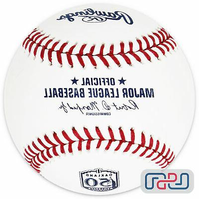 Official Athletics Baseball