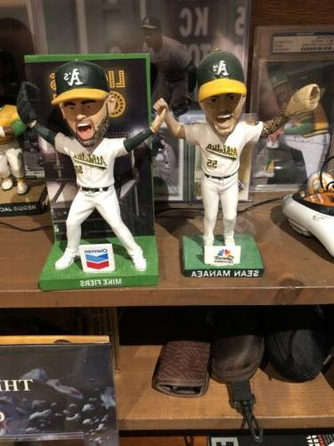 Oakland A's ~ No-Hitters