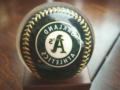 oakland athletics collectible souvenir baseball