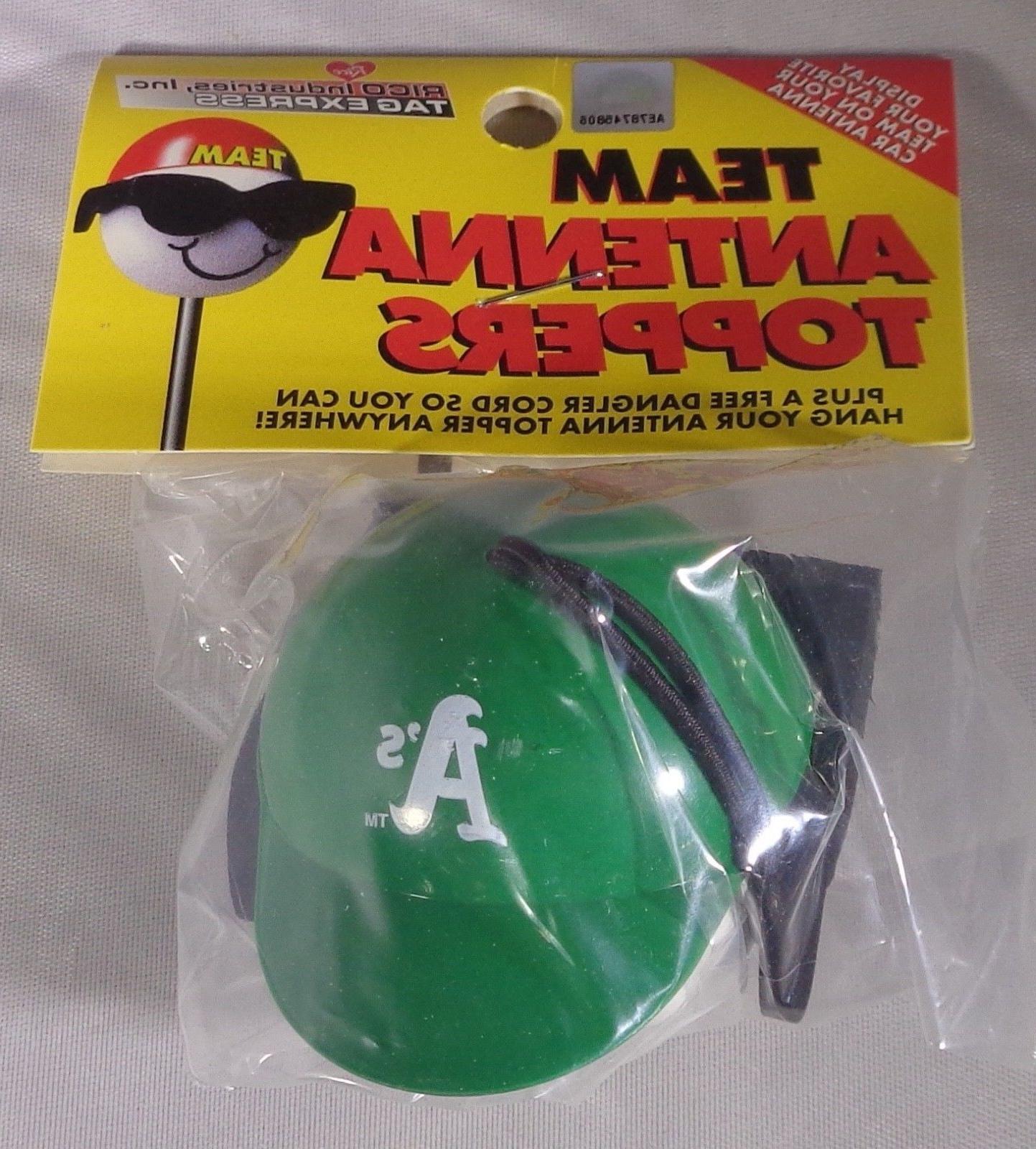 oakland athletics mlb antenna topper baseball hat