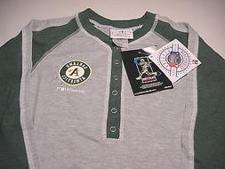 MLB A's Oakland Athletics KURT SUZUKI #8  Long Sleeve Shirt