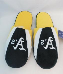 MLB Oakland Athletics  2016 Men's Swoop Logo Slide Slippers
