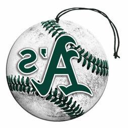 Team ProMark MLB Oakland Athletics Air Freshener 3-Pack 2-4