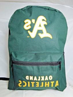 MLB Oakland Athletics Backpack Sport