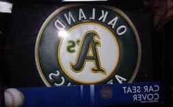 MLB OAKLAND ATHLETICS  CAR SEAT COVER  NORTHWEST
