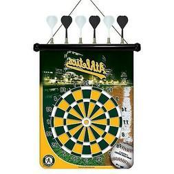 MLB Oakland Athletics Magnetic Dart Board