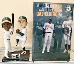 NEW!! Oakland Athletics A's Miguel Tejada Barry Zito Duo Bob