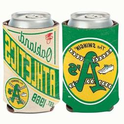 OAKLAND A'S ATHLETICS COOPERSTOWN COLLECTION NEOPRENE CAN CO