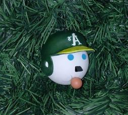 Oakland A's Athletics MLB - Jack-in-the-Box Antenna Ball Cus