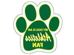 Oakland Athletics A's Car Tailgate Magnet My Dog Is A Fan Pa