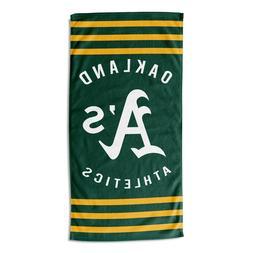 Oakland Athletics Beach Towel  OFFICIAL MLB