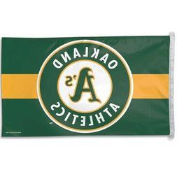 WinCraft Oakland Athletics 3'x5' Flag