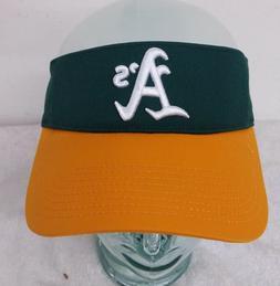 Oakland Athletics Green & Yellow Color Unisex Adjustable Str