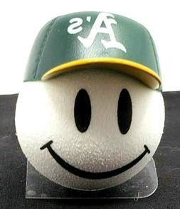 oakland athletics helmet cap antenna topper dangler