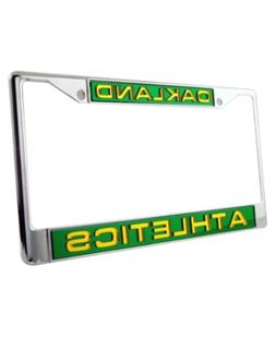 Rico Industries Oakland Athletics License Plate Frame