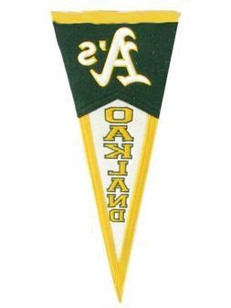 Oakland Athletics MLB Classic Wool Mini Pennant