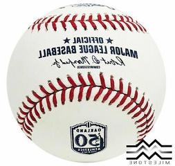 Rawlings Oakland Athletics Official 50th Anniversary MLB Gam